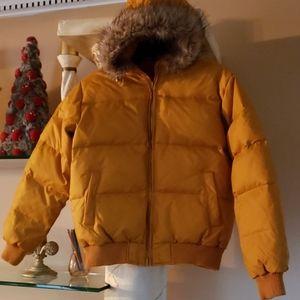 Real nice coat.
